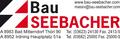 Bau Seebacher